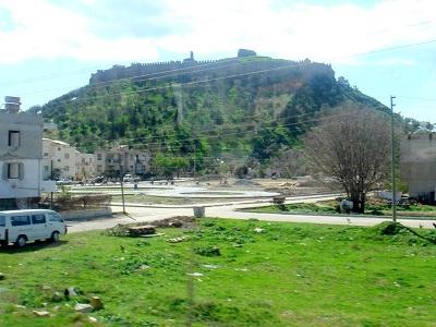 セルチュク城(イズミール県セルチュク)