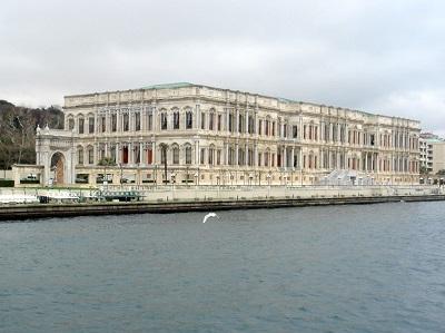 チュラーン宮殿(イスタンブール市)