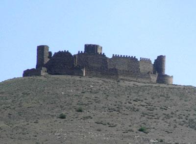 アルモナシド城(トレド県アルモナシド)