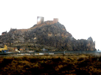 バレンシア州の城塞群