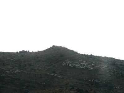 サグント城(バレンシア県サグント)