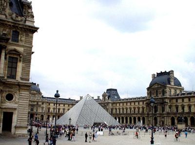 ルーヴル宮殿(パリ)