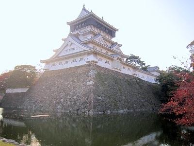 豊前 小倉城(北九州市)