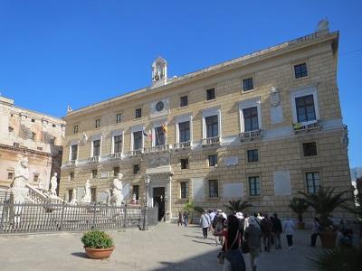 セナトリオ宮殿(シチリア州パレルモ県)
