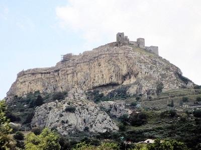 カステル・ヌオーヴォ(シチリア州アグリジェント県)