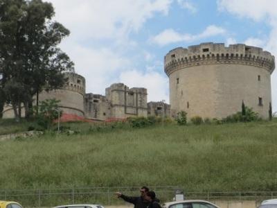 トラモンターノ城(バジリカータ州マテーラ)