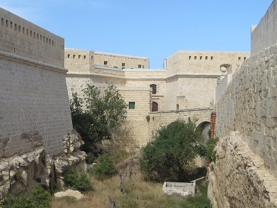 聖エルモ砦(マルタ、ヴァレッタ)