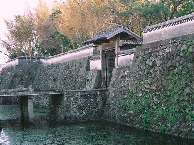 肥前 石田城(五島市)