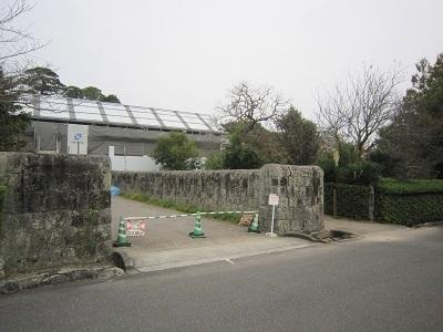 肥前 鍋島陣屋(雲仙市国見町)