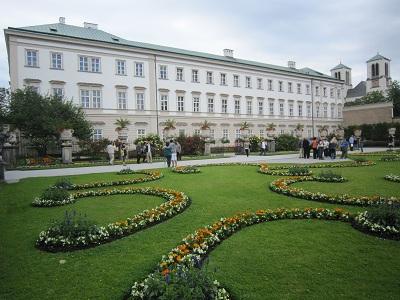ミラベル宮殿(ザルツブルク)