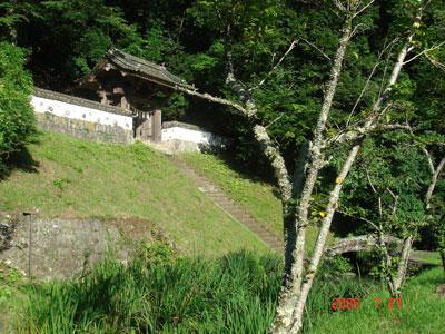 豊後 森陣屋(玖珠町)
