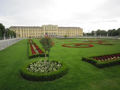 シェーンブルン宮殿(ウィーン)