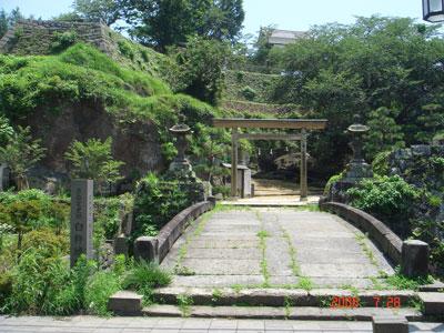 豊後 臼杵城(臼杵市)