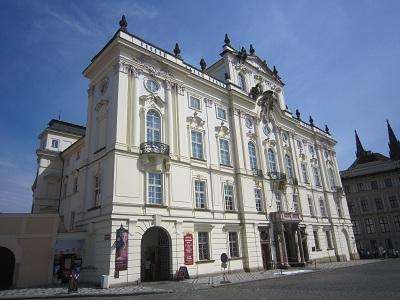 大司教宮殿(プラハ)