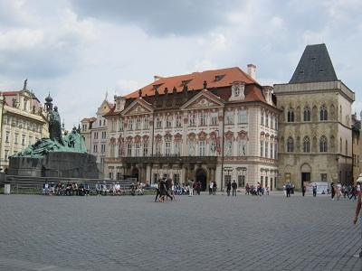 ゴルツ・キンスキー宮殿(プラハ)
