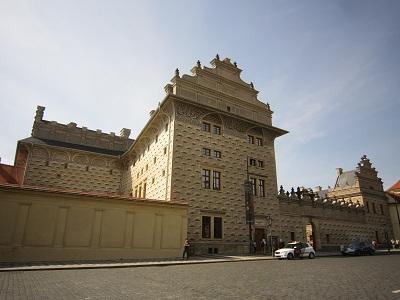 シュヴァルツェンベルク宮殿(プラハ)