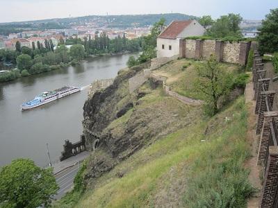 ヴィシェフラド城(プラハ)