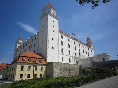 ブラチスラヴァ城(ブラチスラヴァ)