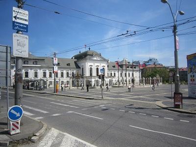 グラサルコビッチ伯爵宮殿(ブラチスラヴァ)