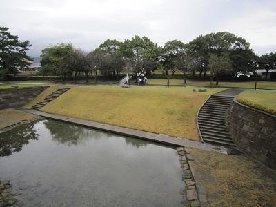 薩摩 祇園之洲砲台(鹿児島市)