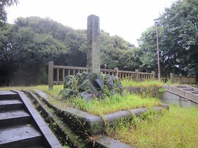 薩摩 東福寺城(鹿児島市)