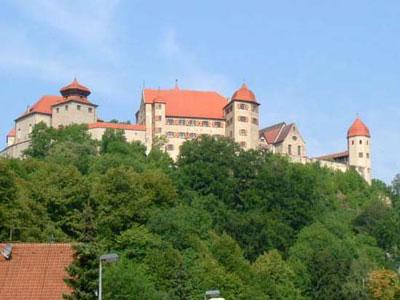ハールブルク城(ハールブルク)