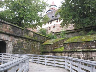 カイザーブルク城(ニュルンベルク)