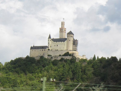 マルクスブルク城(ブラウバッハ)