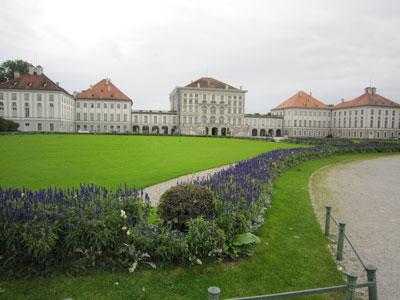 ニンフェンブルク城(ミュンヘン)