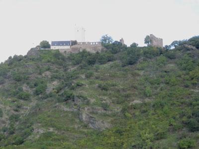 シュテレンベルク城(カンプ・ボルンホーゲン)