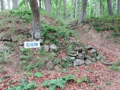 信濃 戸石城(上田市)